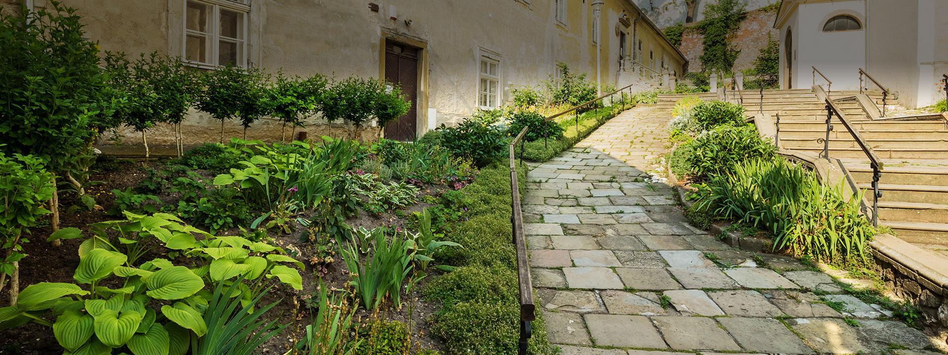Oživujeme farní zahradu